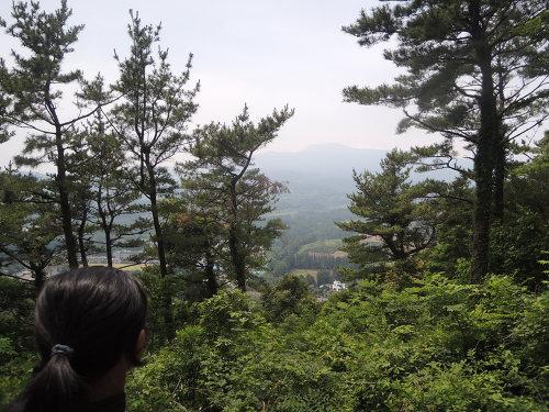 서귀포 영천오름 영천악