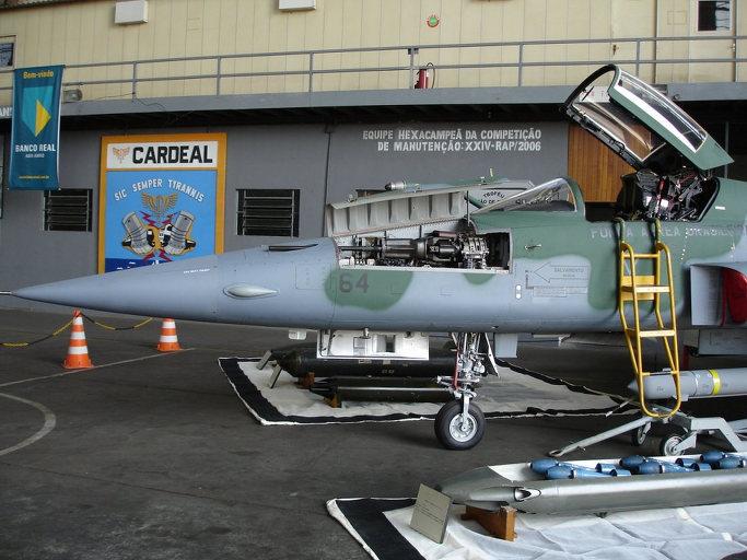 노인 학대에서 어르신 회춘으로. 마개조의 끝판왕 브라질 F-5EM 20