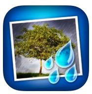 Rainy Daze 아이폰 추천 사진 필터 비오는 날