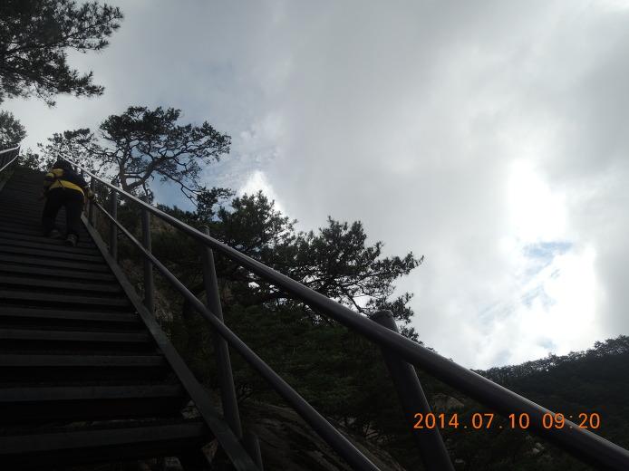 월악산 등산코스
