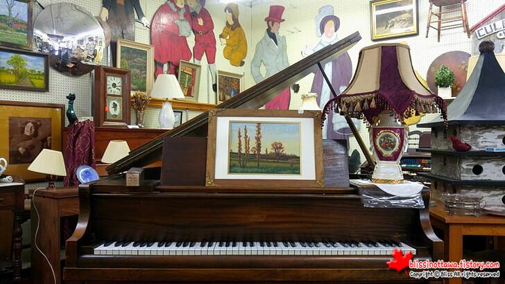 미국산 피아노