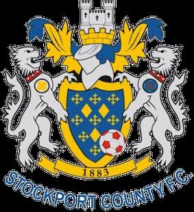 Stockport County FC emblem(crest)
