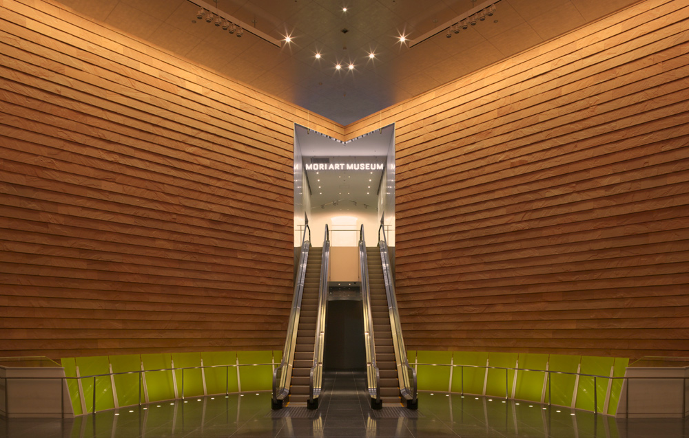 [도쿄 여행] 세계에서 가장 높은 곳에 있는 미술관, 롯폰기 모리 미술관
