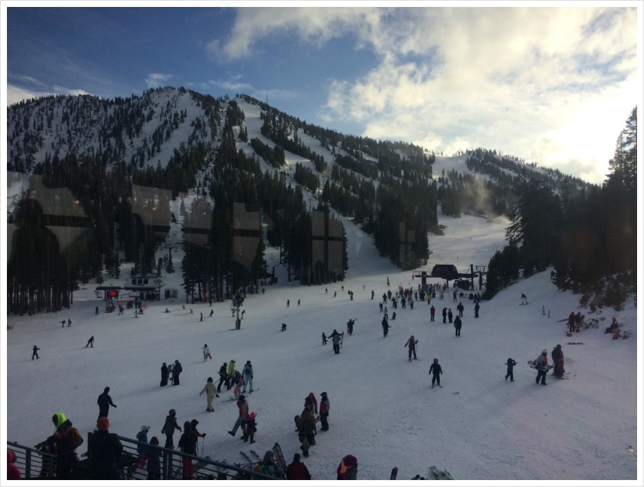 Mt rose ski resort
