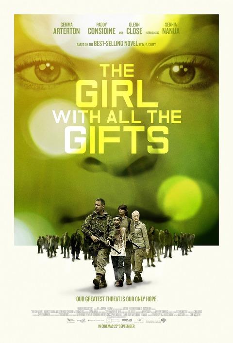 멜라니 : 인류의 마지막 희망인 소녀 (The Girl with All the Gifts)