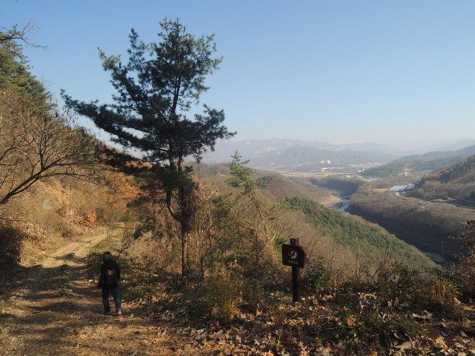한탄강 8경 멍우리협곡 주상절리대