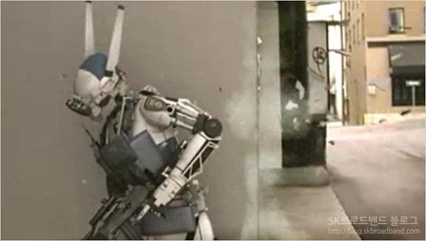 < 이미지 : 단편 'Tetra Vaal' 속 로봇 >
