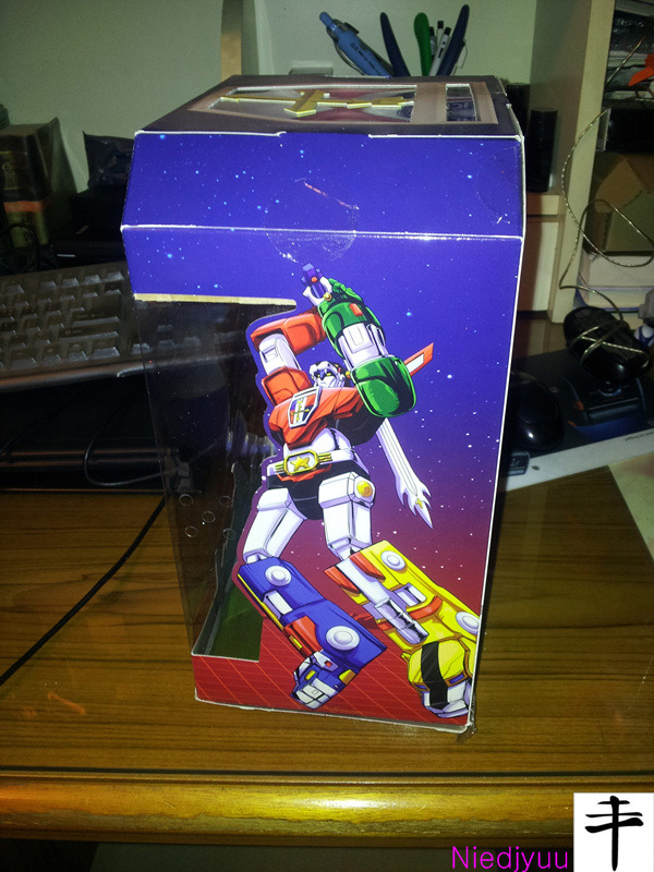 Mattel Voltron-SDCC Edition-Innerbox right
