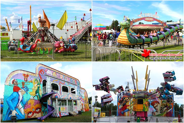 캐나다 오타와 나반 축제 Navan Fair