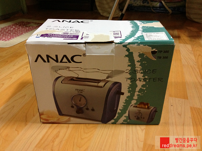 ANAC TP300