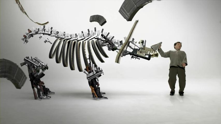 성룡의 아프리카 야생동물 보호재단(African Wildlife Foundation)의 공익광고 '코뿔소(Rhino)' [한글자막]