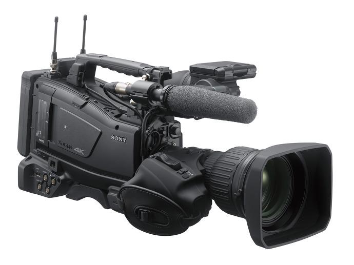 XDCAM 4K숄더 타입 캠코더 PXW-Z450
