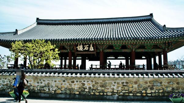 한국관광공사 선정 한국관광지 100선  촉석루