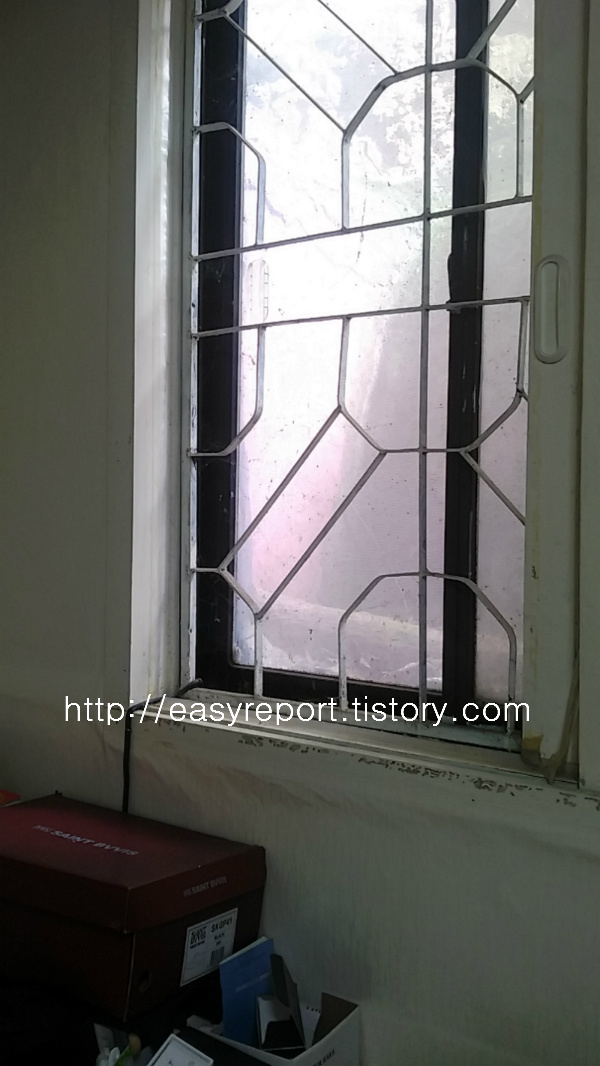 창문형에어컨설치