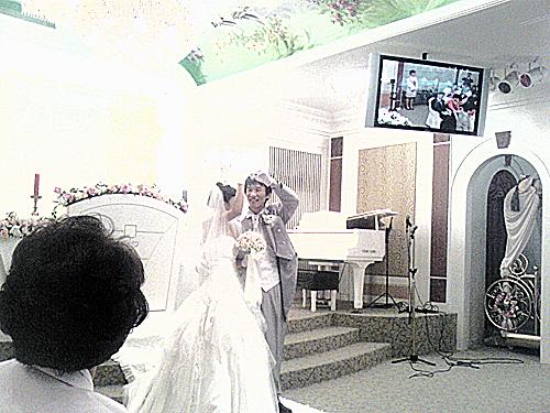소연이 결혼식 (아직 변변한 사진을 못 구함)