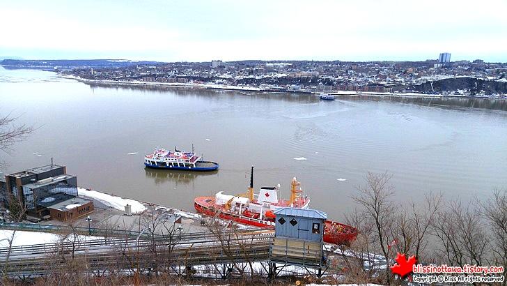 캐나다 동부여행 퀘벡시티