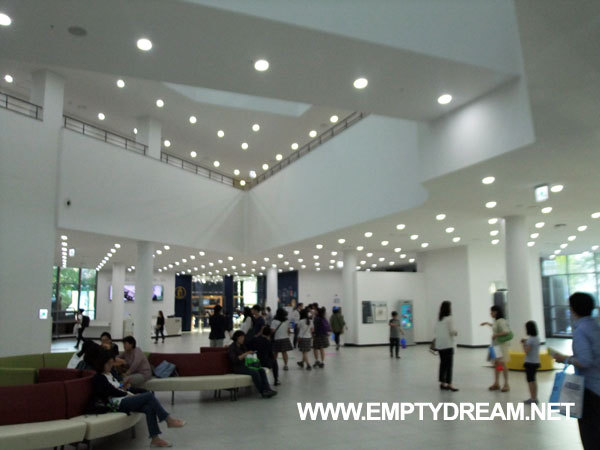 서울시립과학관 - 흥미로운 체험형 과학 센터