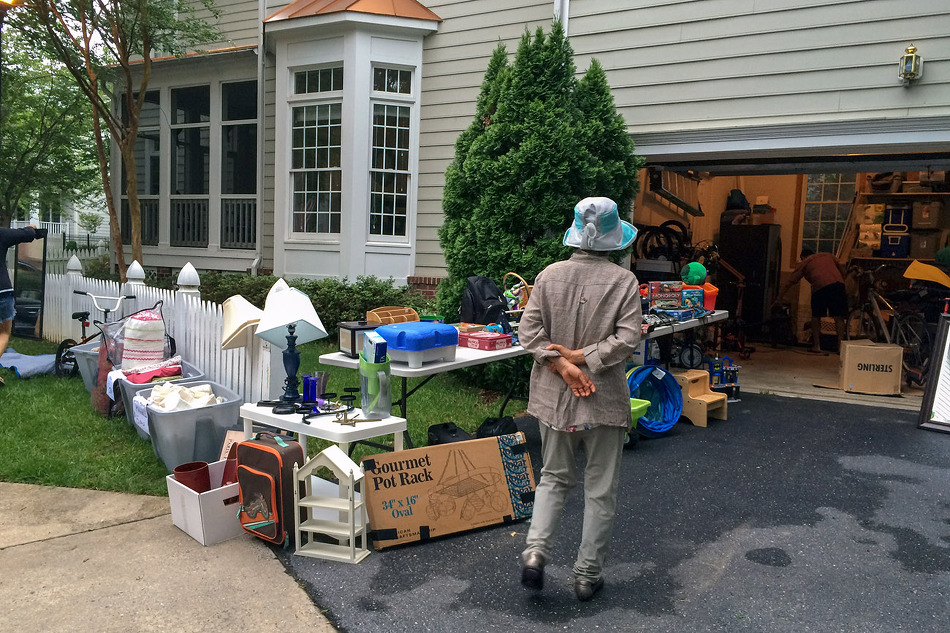 [iPhone5s] Garage Sale