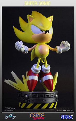 Sonic, Super Sonic Figure