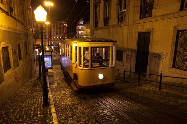 City trams Stock Photo 06