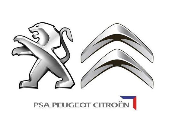 PSA 로고