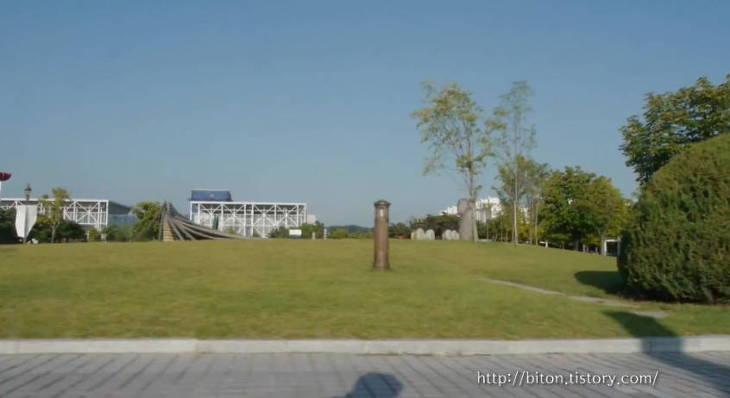 대전예술의전당, 대전시립미술관 공원