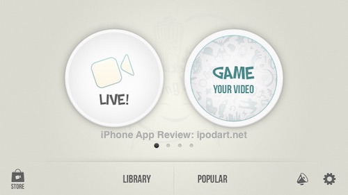 Game Your Video 아이폰 추천 동영상 촬영