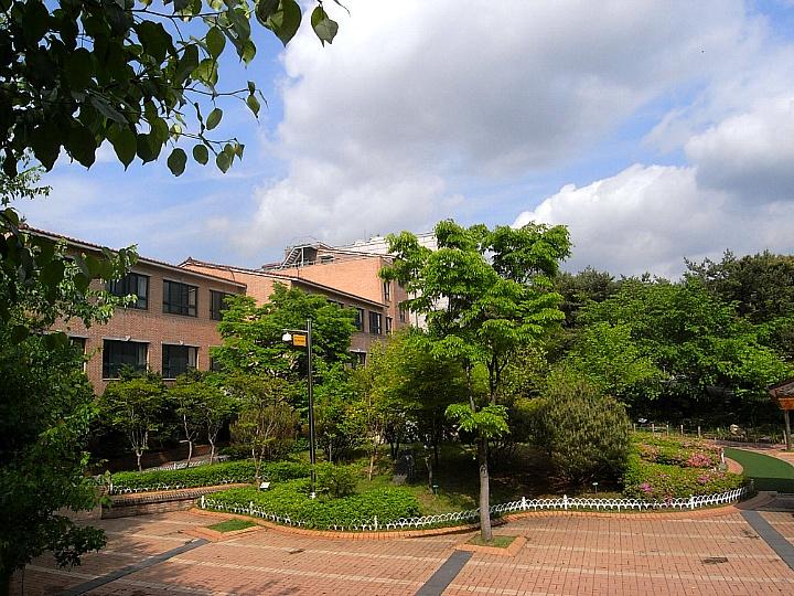 화랑초등학교 학교숲 야외숲