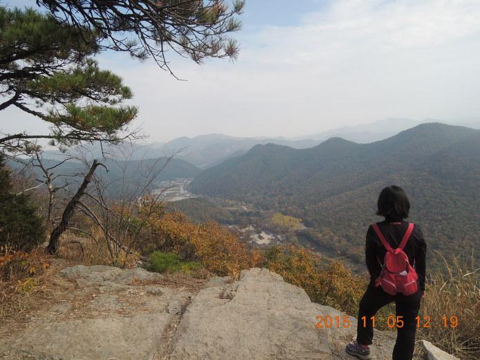 선운산 등산코스 등산지도