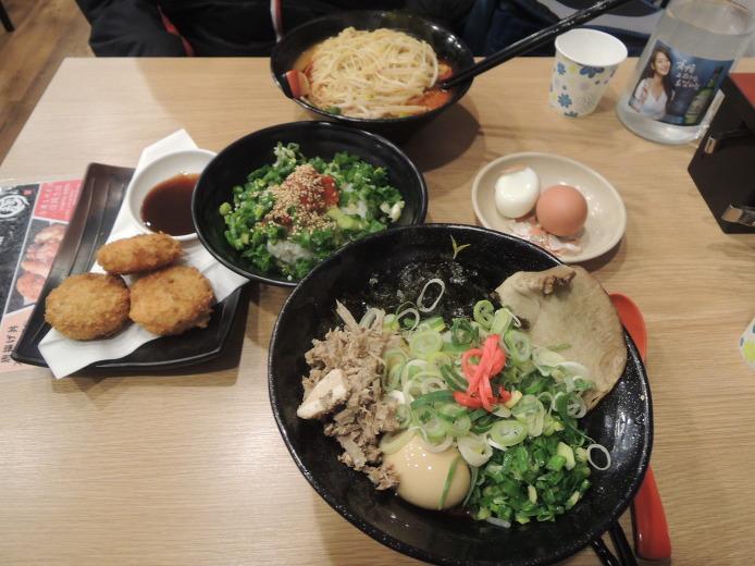 고양시 일산맛집 큐슈울트라멘 일본식라면