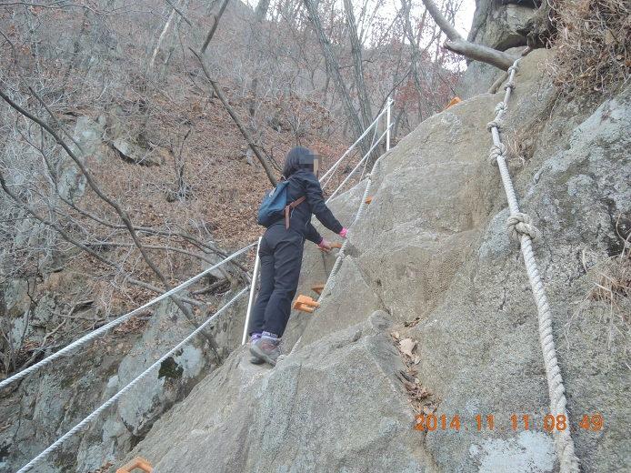 운악산 등산코스