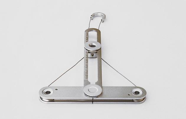 GIHAWOO DESIGN :: Device for drawing ellipse