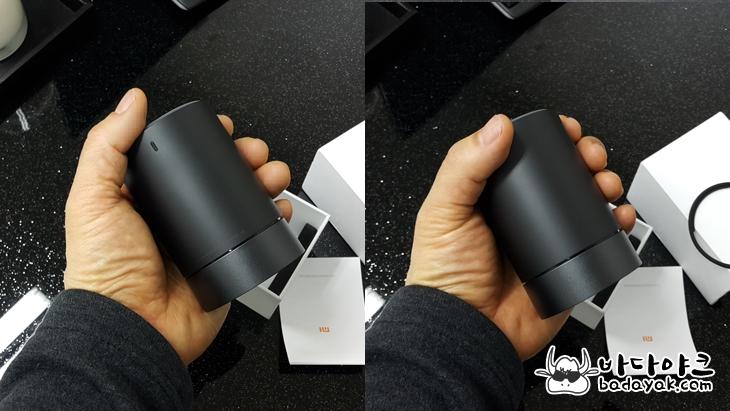 샤오미 리틀 캐논2 블루투스 스피커 사용 후기