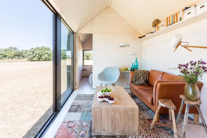 *당신만의 안식처, 포터블 하우스 [ ÁBATON Architects ] The Ideal Portable House