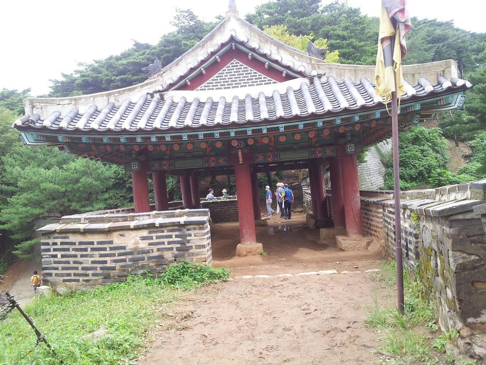 유네스코 세계문화유산에 등재된 남한산성(1)