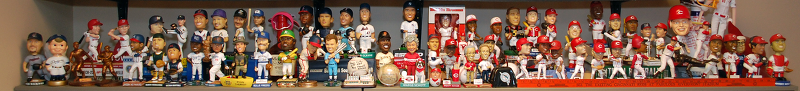 bobblehead collections
