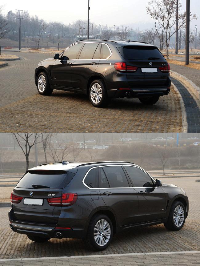 SUV의 강자, BMW X5 30d 시승기, 외관편 - 누군가의 로망, 드림카스토리