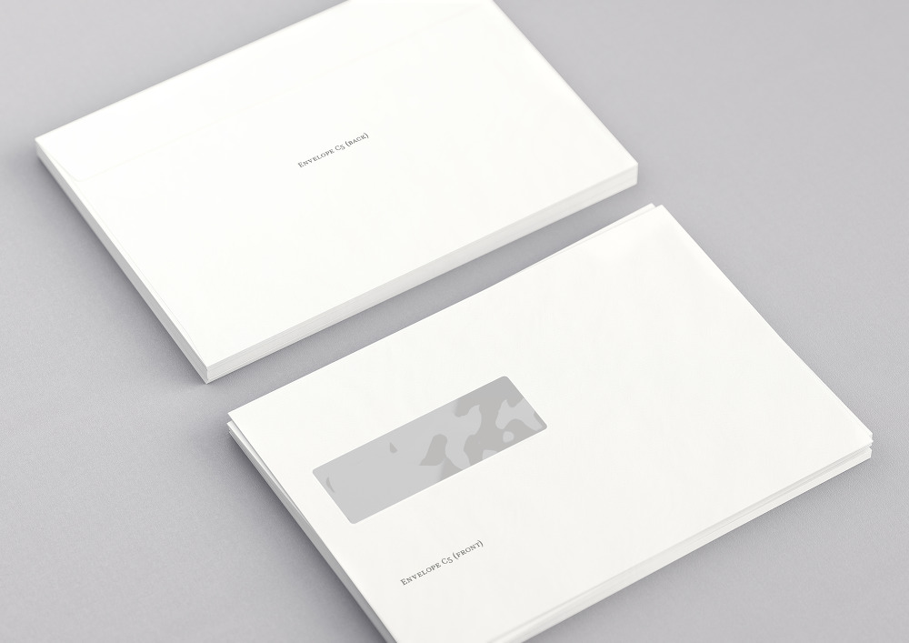 무료 브랜딩 목업 PSD : 오피스/스테이셔너리/CI/BI - Free Branding Mockups PSD : Corporate/Office/Stationary/CI/BI