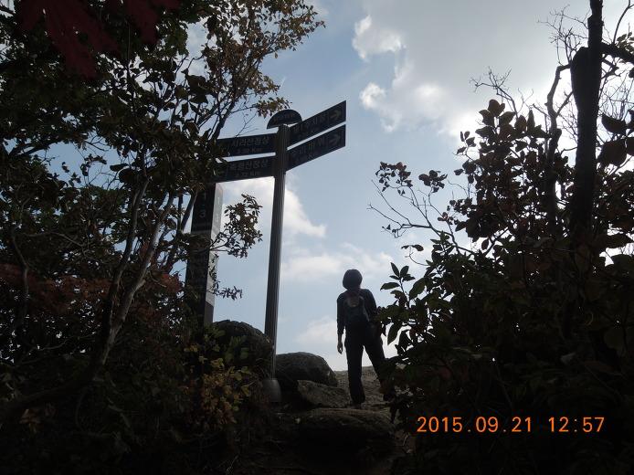 축령산 등산코스