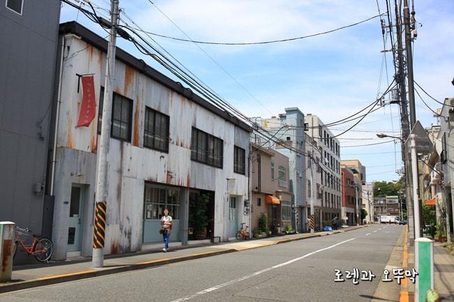 도쿄 키요스미시라카와 카페거리를 찾아서17