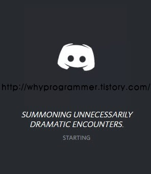 summoning unnecessarly dramatic encounters