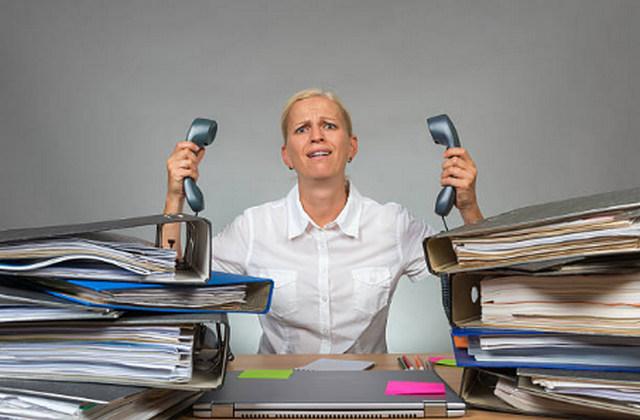 전화벨소리 사무실 건강 스트레스