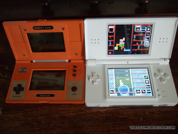 닌텐도 게임워치 DS, Nintendo Game&Watch Nintendo DS
