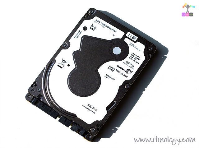 Seagate Laptop Ultrathin HDD - 5mm HDD