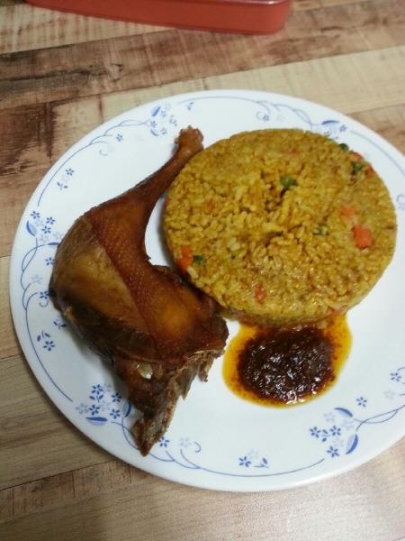 서아프리카 음식 - 졸로프 라이스