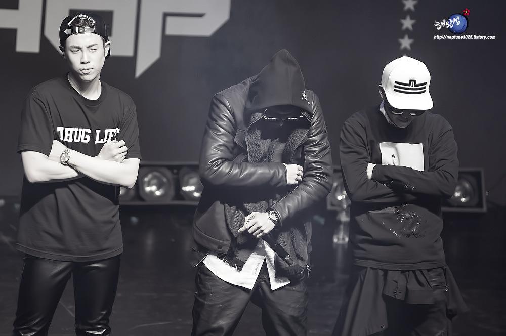 131201 2013 Speak Show < 블락비 피오 박경 >