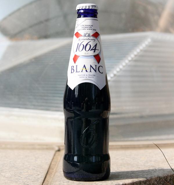 Kronenbourg 1664 Blanc (크로넨부르 1664 블랑) - 5.0%