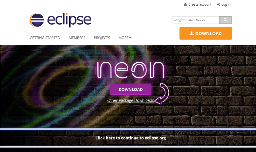 Eclipse (Neon)에 Spring 4 설치
