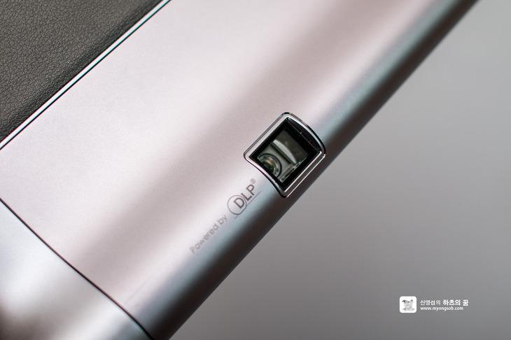 레노버 태블릿 '요가 탭3 프로' 빔 프로젝터