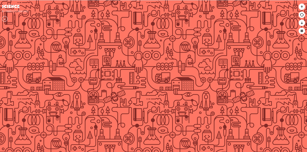 무료 벡터 패턴 모음_디자이너 공동 프로젝트_패턴 라이브러리_pattern library